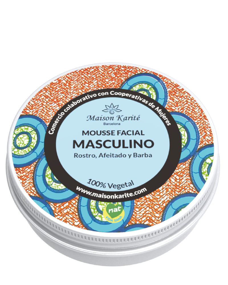 Mousse Masculino
