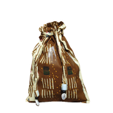 African Wax Cloth Bags