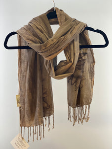 Cotton Scarf by Susan Crawford