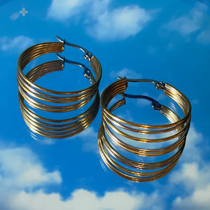 Multiwire Hoops