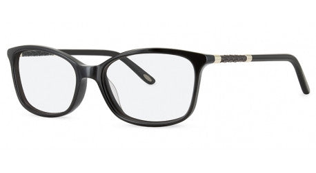 cm9039 cocoa mint, a contrasting luxurious frame in black