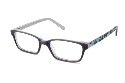 Oasis Fleur C3 a cool frame for the fashion conscious, in grey