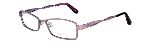 Oasis Sakura C3 a fab metal frame, youthful, individual, in purple