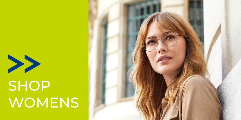Womens Frames from Arrowsmith Opticians