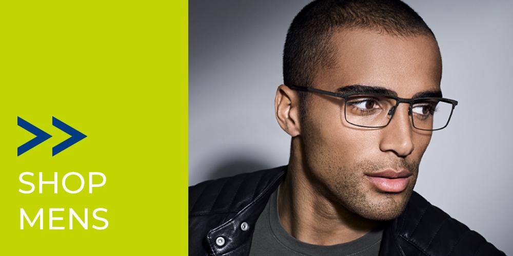 Mens Frames from Arrowsmith Eyecare