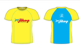Jog for jockeys t shirt