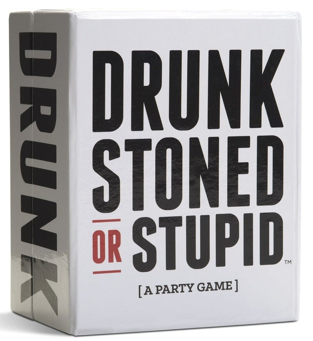 Drunk, Stoned, or Stupid Card Game