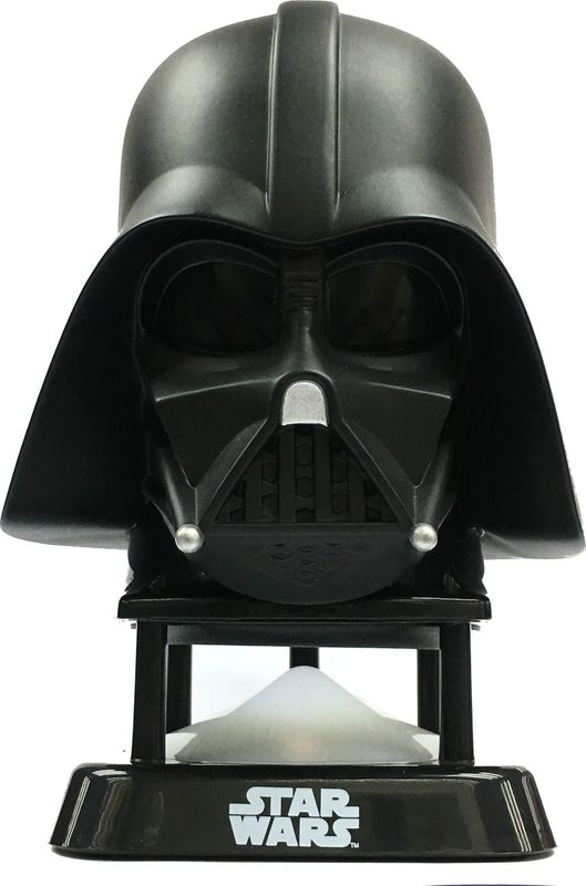 Darth Vader Helmet Wireless Bluetooth Mini Speaker Front