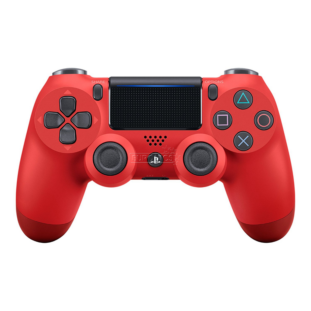 New DS4 Controller Magma Red