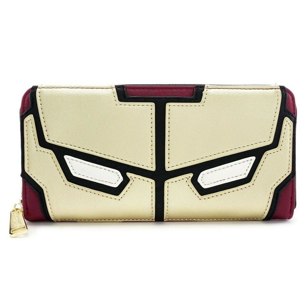 Marvel  Iron Man Zip Wallet