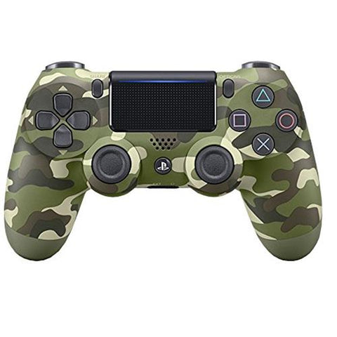 New DS4 Controller Green Camo.