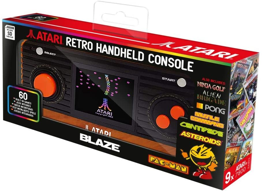 Atari Retro Handheld Pac-Man Edition