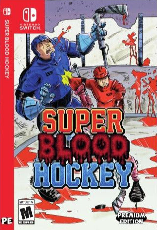 Super Blood Hockey Usa