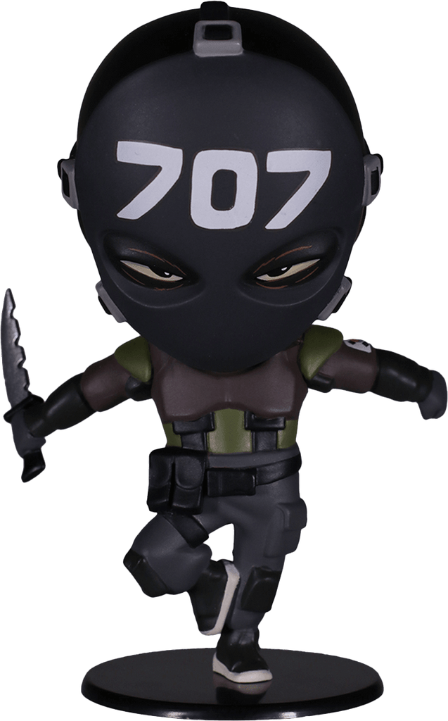 Six Collection - Vigil Chibi Vinyl Figure