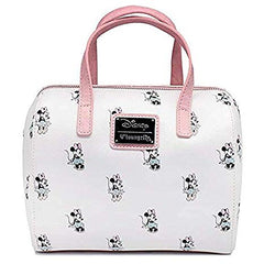 Disney Minnie Mouse Cream Duffel Bag Purse