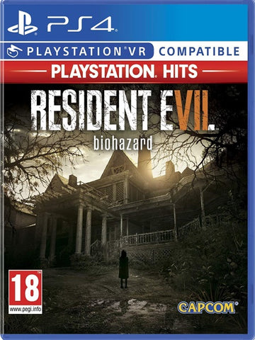 Resident Evil 7 Hits P4 front cover