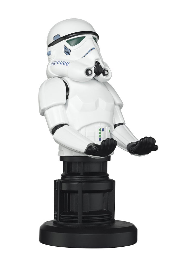 Star Wars Stormtrooper Phone & Controller Holder n charger