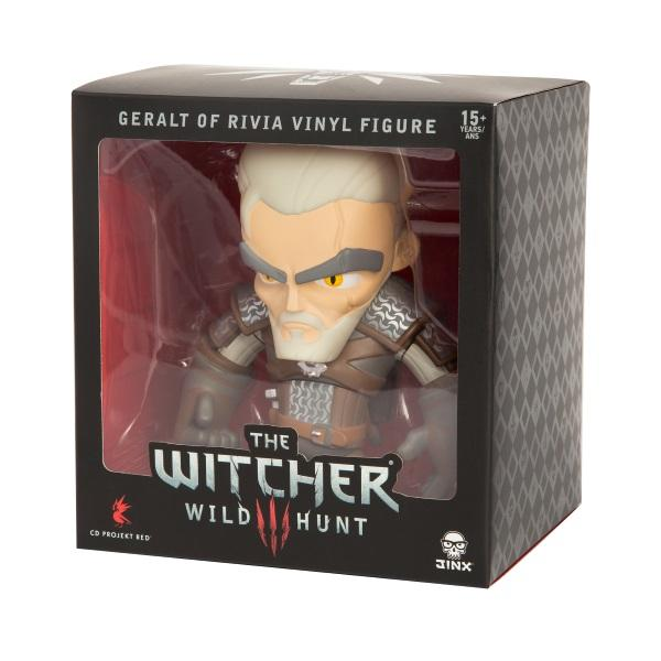 Witcher 3 Geralt of Rivia Vinyl Figure