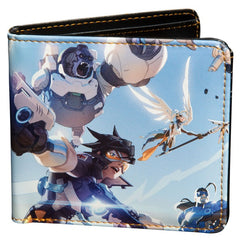 OverWatch Sky Battle Wallet Multicolor