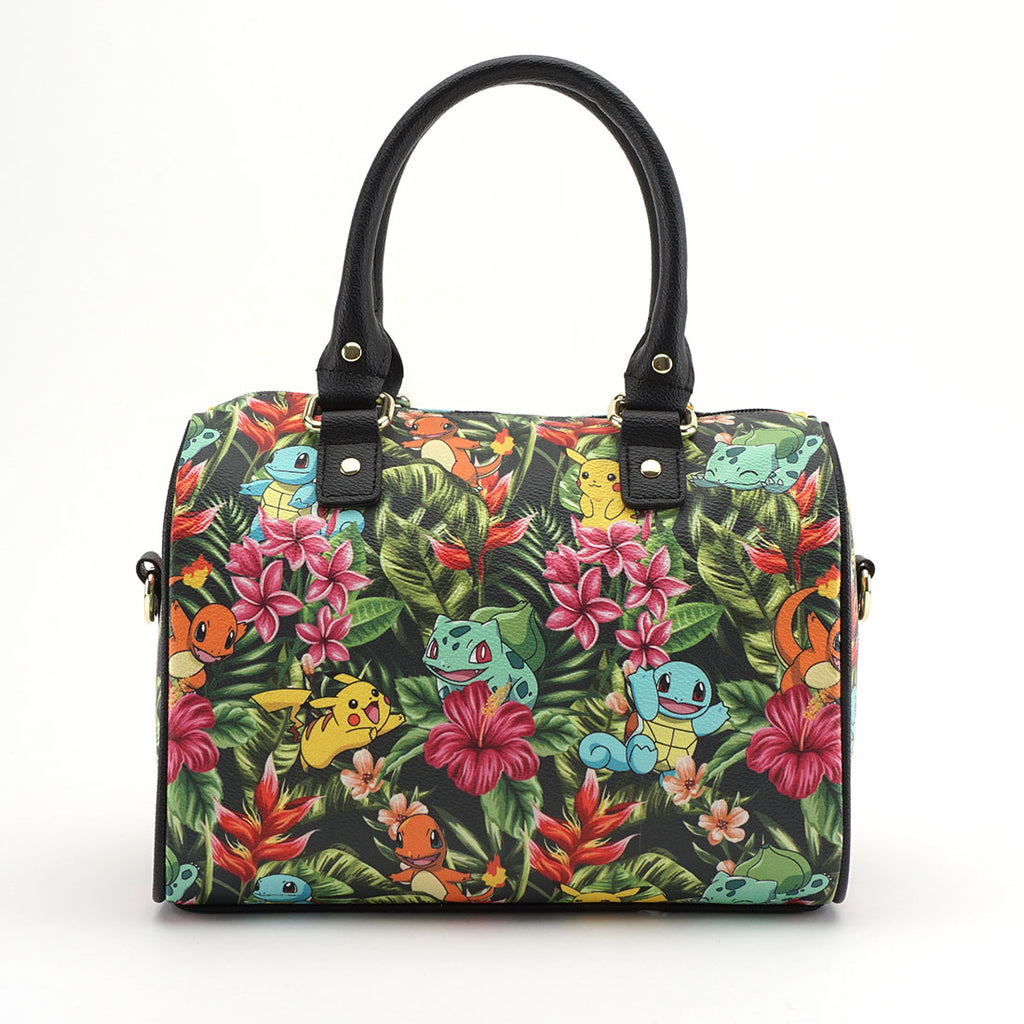Pokemon Tropical Starter Duffle Bag by Lounglefly
