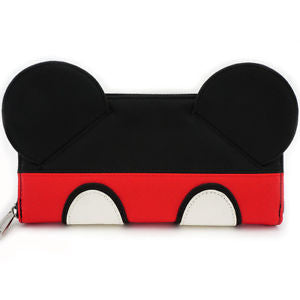 Disney Mickey Mouse Cosplay Wallet