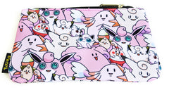 Pokemon Clefairy  Cosmetic Bag  by Loungefly