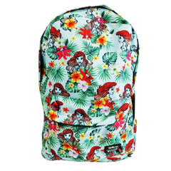 Disney Ariel Sea AOP Backpack by Lounglefly