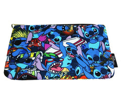 Disney Stitch Surfer AOP Cosmetic Bag by Lounglefly