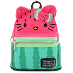 Hello Kitty Water Melon Mini Backpack by Loungefly