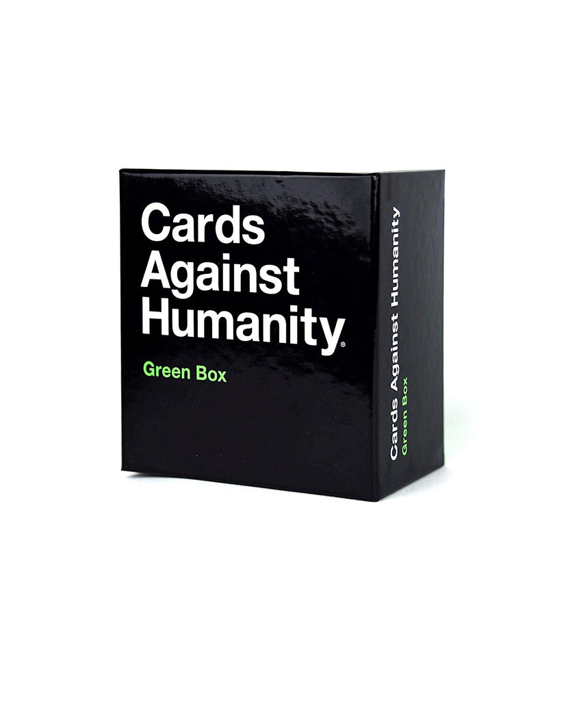 Cards Against Humanity Exp. Green Box