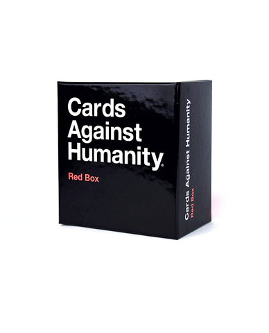 Cards Against Humanity Expansion Red Box