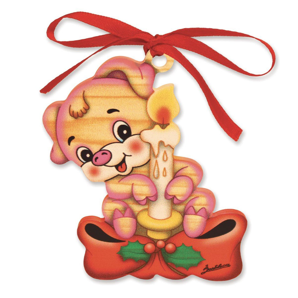 Bartolucci Christmas Decoration Pig