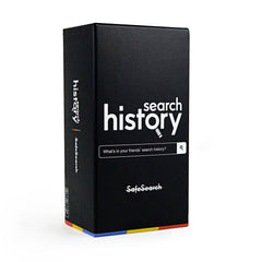 Search History Adult Card Game