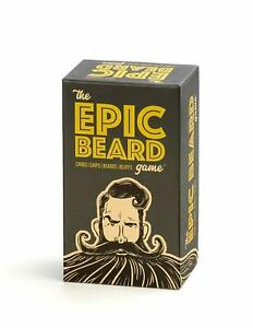 The Epic Beard Game box