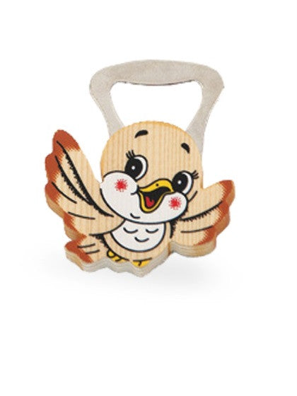 BOTTLE OPENERS BIRD