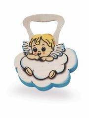 BOTTLE OPENERS Blue Cloud Angel