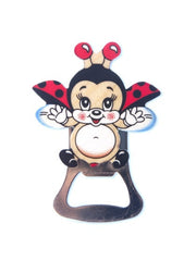 Bartolucci Bottle openers Flying Ladybird