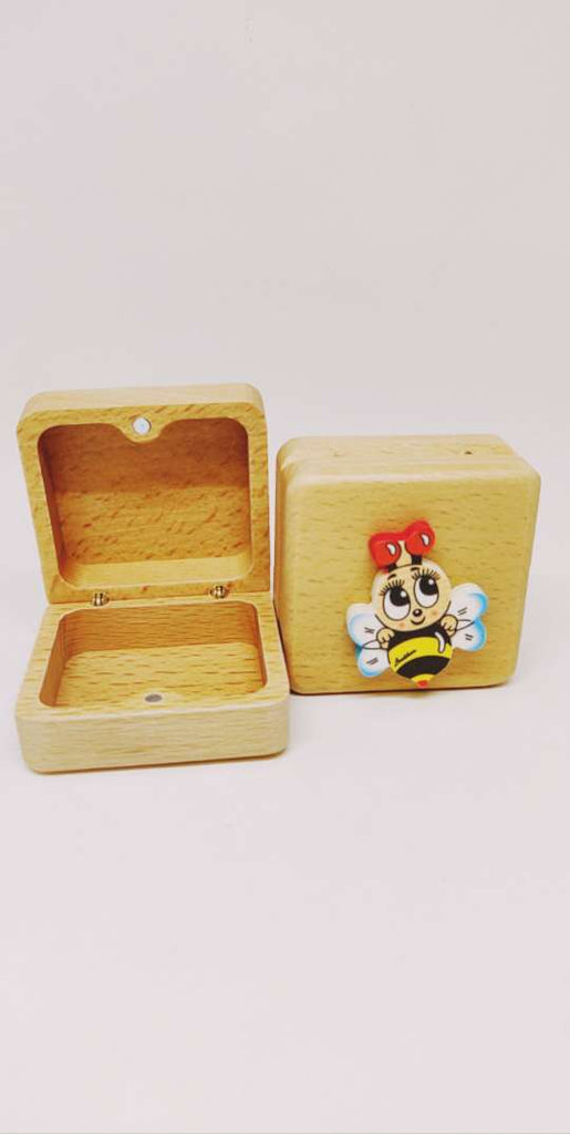 Bartolucci Extra Small Case Square Bee