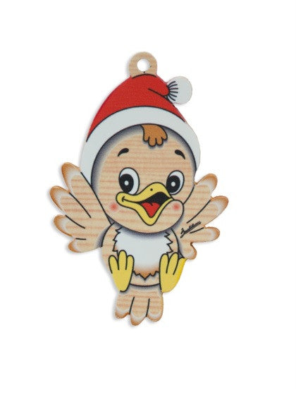 Bartolucci Christmas Decoration Bird
