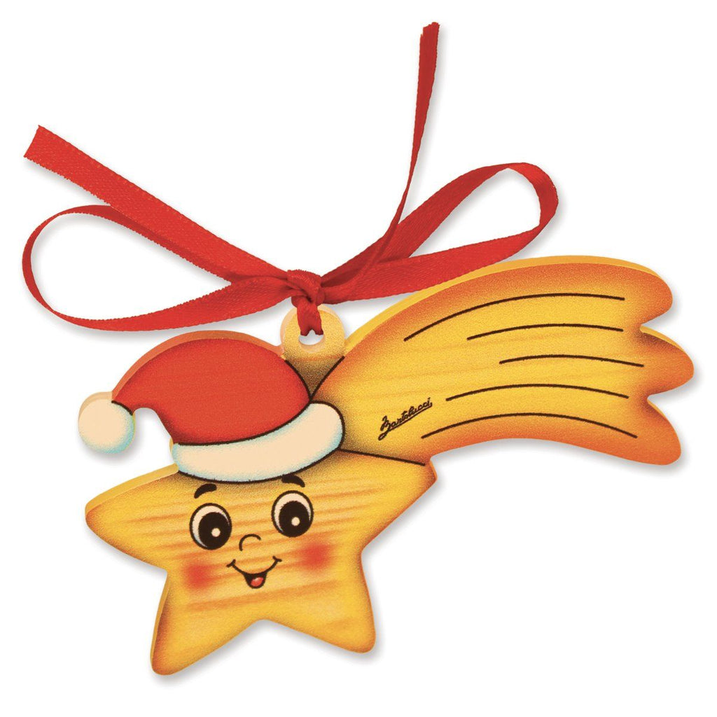 Bartolucci CHRISTMAS DECORATION COMET STAR