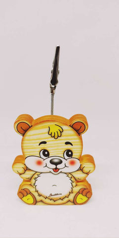 Bartolucci CLIP PICTURE HOLDER BEAR