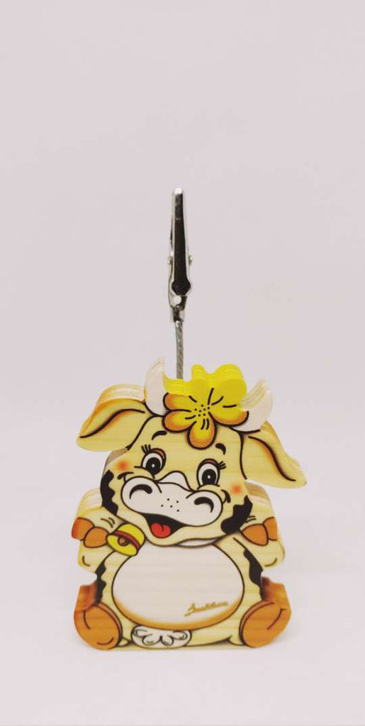 Bartolucci CLIP PICTURE HOLDER COW