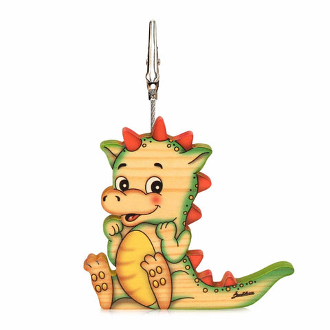 Bartolucci Clip Picture Holder Dragon
