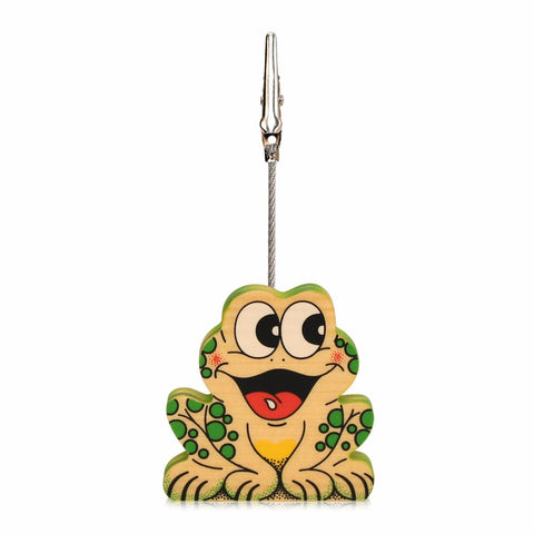 Bartolucci Clip Picture Holder Frog
