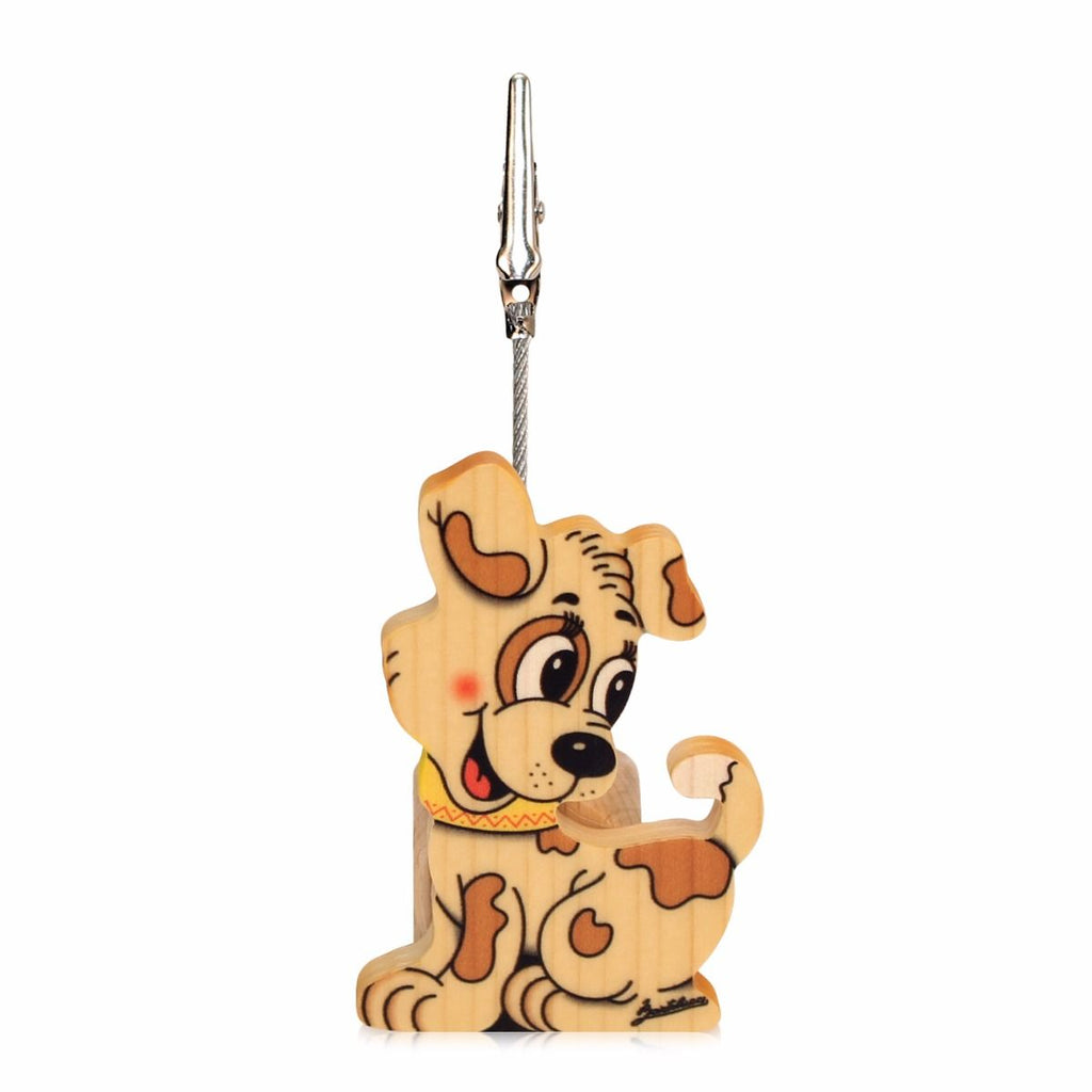 Bartolucci Clip Picture Holder New Dog front
