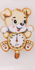 Bartolucci Clock Dog