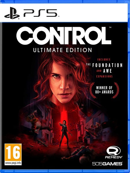 Control-Ultimate-Edition-PS5-front-cover-bazaar-bazaar