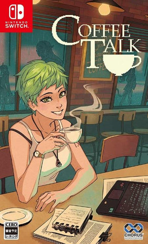 Coffee Talk (Multi-Language) NSW front cover