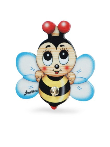 Bartolucci Dishclothes Holder Bee