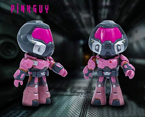 DOOM PinkGuy Collectible Statue
